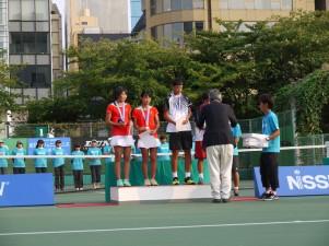 「全日本ジュニアテニス選手権」の画像検索結果